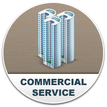 we offer commercial plumbing services