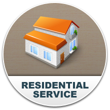 we offer residential plumbing services